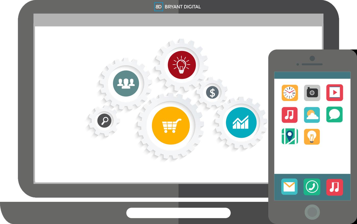 web design and app design Virginia Beach