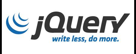 jquery website design