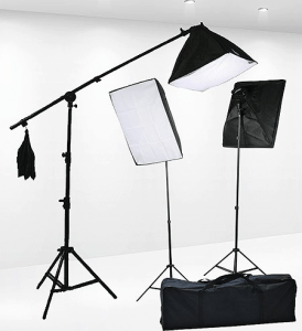 Soft Box Lighting