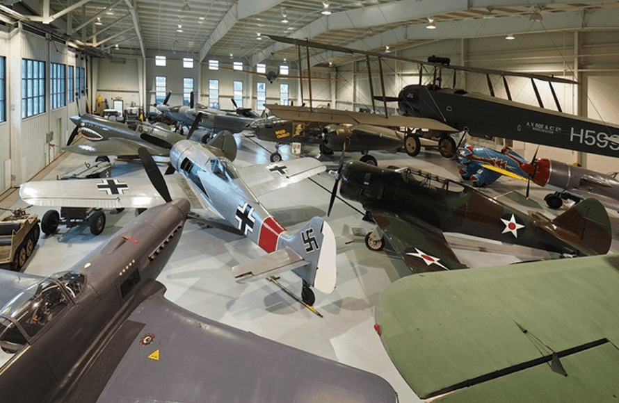 Pungo Aviation Museum