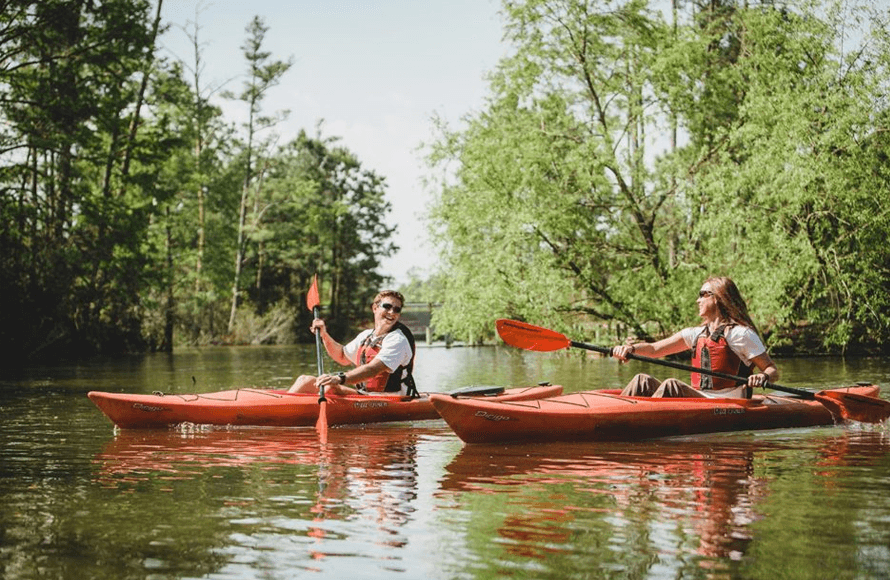 Kayak Tours Virginia Beach