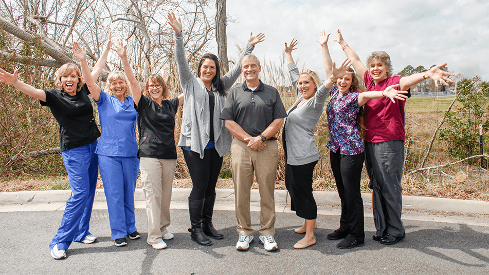 Mill Dam Dental Care Staff